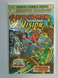 Marvel Team-Up #42 Spider-Man with Vision 7.0 (1976)