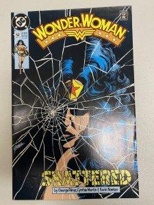 Wonder Woman #52 (1991) E1