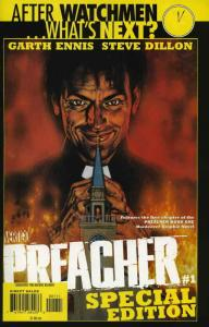 Preacher #1 (2nd) VF/NM; DC/Vertigo | save on shipping - details inside