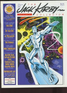 JACK KIRBY COLLECTOR #15 - Published April 1997 by TwoMorrows