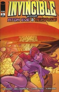 Invincible Presents: Atom Eve & Rex Splode #3 VF; Image | save on shipping - det