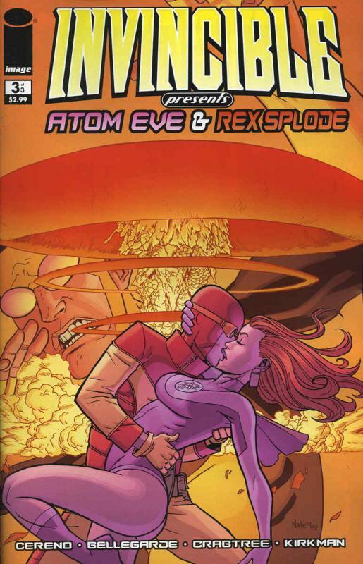 Invincible Presents: Atom Eve & Rex Splode #3 VF; Image | save on shipping - det