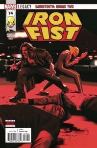 Iron Fist (Dec 2017 series) #74, NM (Stock photo)