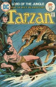 Tarzan (1972 series) #236, VF- (Stock photo)