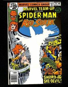 Marvel Team-up #79 Spider-Man