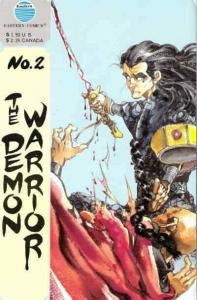 Demon Warrior, The #2 VF/NM; Eastern | save on shipping - details inside
