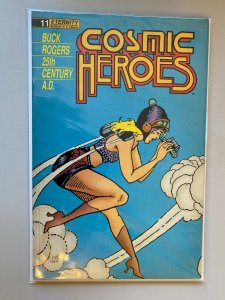 Cosmic Heroes #11 featuring Buck Rogers 6.0 FN (1989 Eternity)