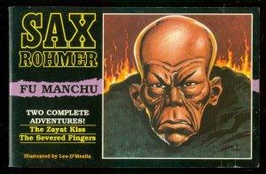 SAX ROHMER'S FU MANCHU-TPB-ZAYAT KISS-LEO O'MELIA ART VF