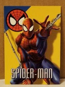 1996 Marvel Vision Incomplete Set. Missing  3 cards