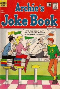 Archie's Joke Book Magazine #96, VF- (Stock photo)