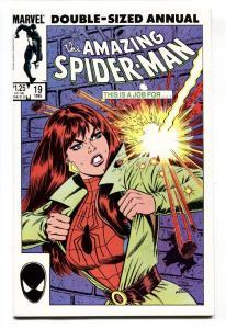 AMAZING SPIDER-MAN ANNUAL #19 1985 MARVEL NM-