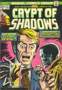 Crypt of Shadows #9, VF- (Stock photo)