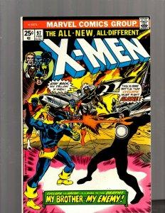 (Uncanny) X-Men # 97 VF/NM Marvel Comic Book Beast Angel Cyclops Magneto SM19