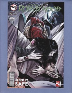 Grimm Fairy Tales Presents Robyn Hood #13 NM Variant Cover B Zenescope 2015