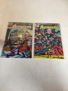 The Knee-Skrull War Avengers 1 2 Nm Near Mint 9.4