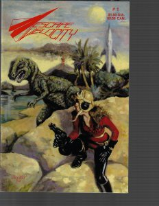 Escape Velocity #1 (Escape Velocity Press, 1986)