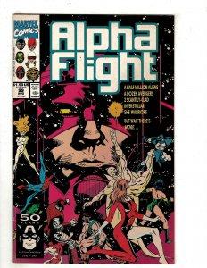 Alpha Flight Special #3 (1991) YY7