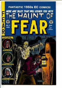 Haunt Of Fear-#4-1993-Russ Cochran-EC reprint