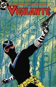Vigilante (1983 series) #25, VF- (Stock photo)