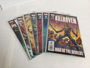 Killraven 1-6 Lot Set Run Nm Near Mint Marvel Comics