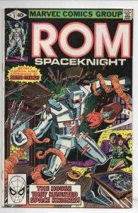 ROM SPACEKNIGHT #5, VF/NM, Doctor Strange, Marvel 1979 1980 more Marvel in store