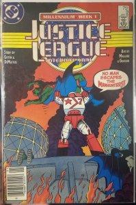 Justice League International #9 (1988)