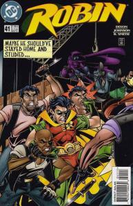 Robin #41 VF/NM; DC | save on shipping - details inside