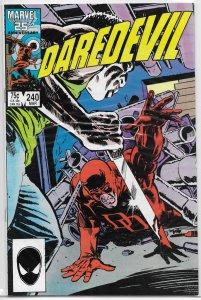 Daredevil   vol. 1   #240 VF