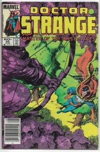 Doctor Strange   vol. 2   #66 VG