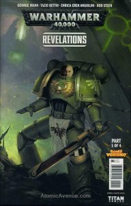Warhammer 40,000: Revelations #1A VF/NM; Titan | save on shipping - details insi