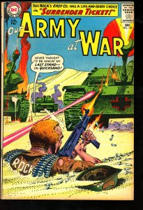 Our Army at War #149 (1964)