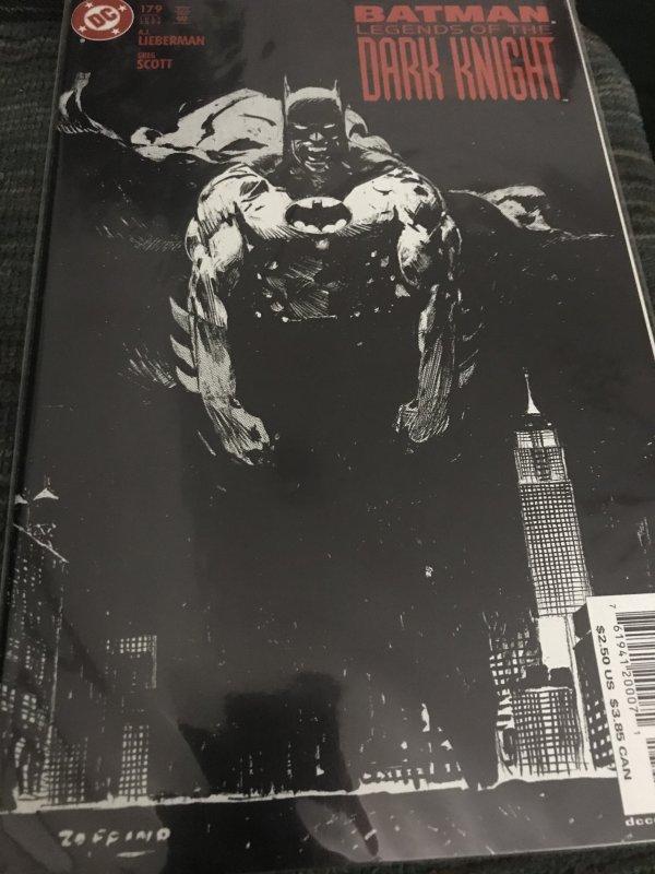 DC Batman Legends of The Dark Knight #179 Mint