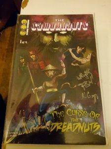 The Samurnauts #1 (2015) signed