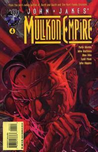 Mullkon Empire (John Jakes'…) #4 VF/NM; Tekno | save on shipping - details insid