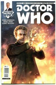 DOCTOR WHO #15 A, NM, 12th, Tardis, 2014, Titan, 1st, more DW in store, Sci-fi