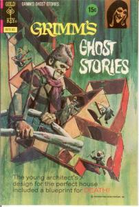 GRIMMS GHOST STORIES 8 F-VF WILLIAMSON COMICS BOOK