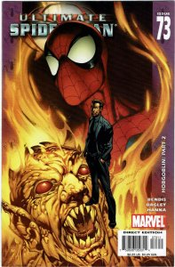 Ultimate Spider-Man #73 Brian Bendis NM