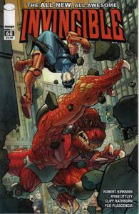 Invincible #68 FN; Image | save on shipping - details inside