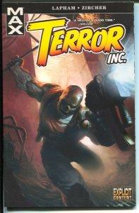 Terror Inc-David Lapham-2007-PB-VG/FN