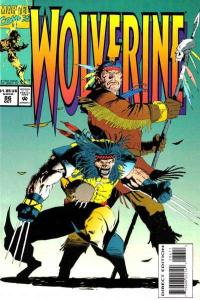 Wolverine (1988 series) #86, VF+ (Stock photo)