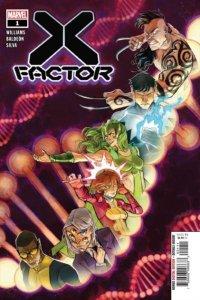 X-Factor (2020 series) #1, NM + (Stock photo)