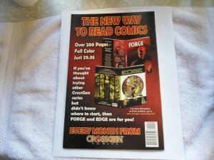 02 CROSSGEN COMIC CRUX # 11