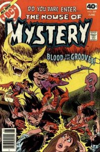 House of Mystery (1951 series) #269, VG+ (Stock photo)
