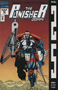 Punisher 2099 #25 FN; Marvel | save on shipping - details inside