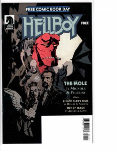 Hellboy Free Comic Book Day  The Mole