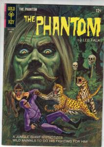 Phantom, The #12 (Jun-65) FN- Mid-Grade The Phantom