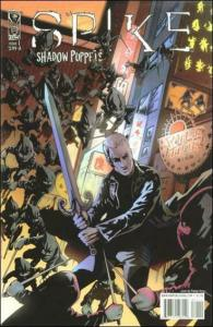 Spike: Shadow Puppets #1A VF/NM; IDW   save on shipping - details inside