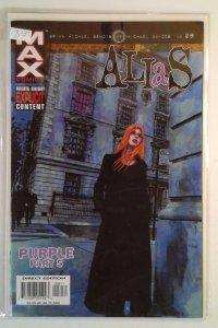 Alias #28 (2002) Marvel 9.2 NM- Comic Book