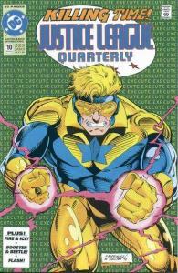 Justice League Quarterly #10, NM (Stock photo)