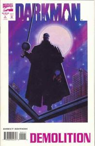 Darkman (Vol. 2) #5 VG; Marvel | low grade comic - save on shipping - details in